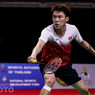 Thailand Open 2021-  Netizen Indonesia Sebut Nasib Merana Penakluk Anthony Ginting Karena Karma