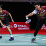 Link Live Streaming BWF World Tour Finals -  Misi Revans Ahsan/Hendra