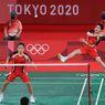 Drawing Perempat Final Ganda Putra Olimpiade Tokyo 2020 - Marcus/Kevin Dapat 3 Keuntungan Bertubi-tubi