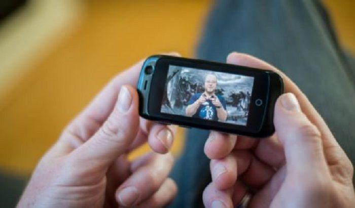 Review Jelly Pro Android 4g Terkecil Dengan Os Nougat Dan Ram 2gb