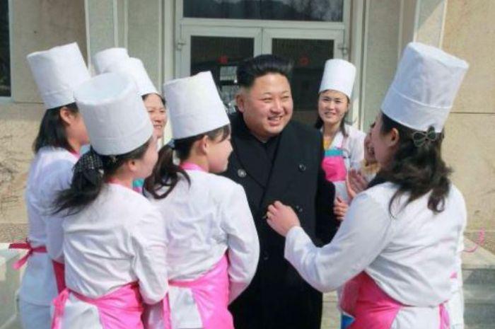 Kim Jong-un Perintahkan Pejabat Pemerintah Mencari Perawan ke ... 8f70f27520