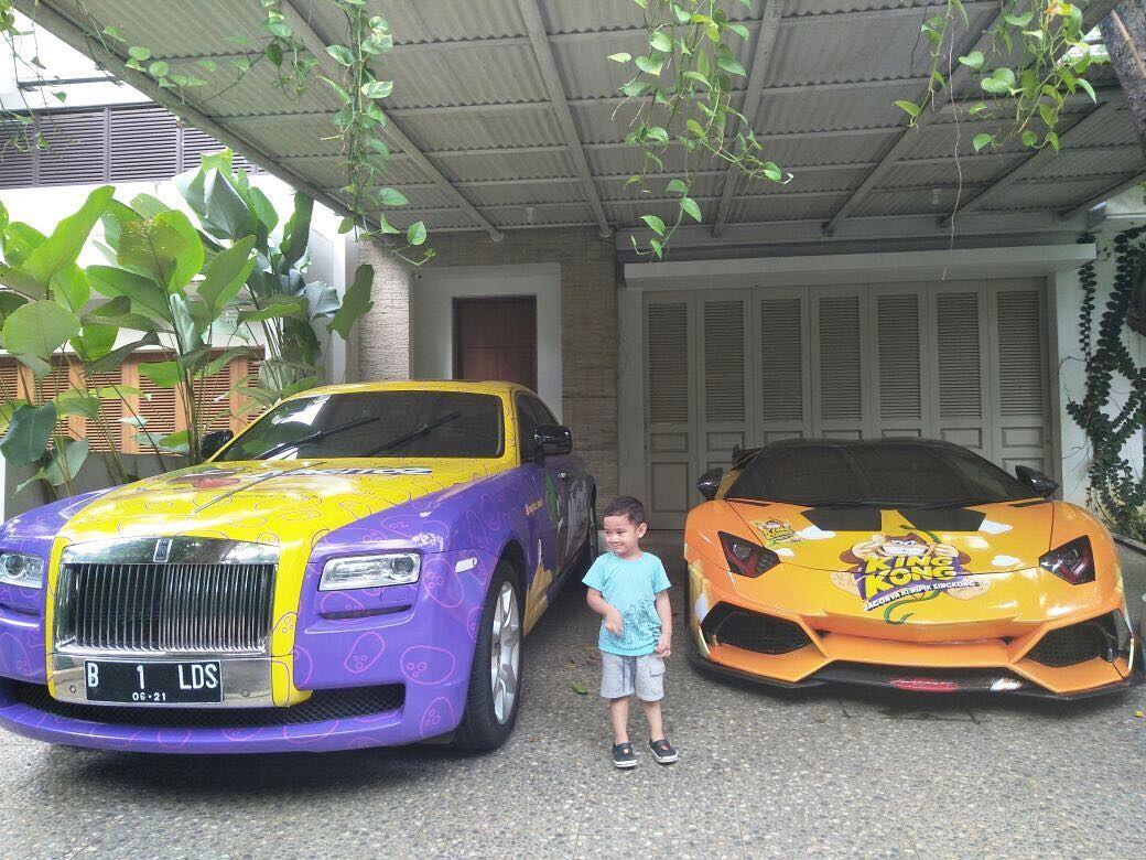 Sederet Koleksi Mobil Mewah Raffi Ahmad Ini Harganya Bikin Geleng Geleng Kepala Semua Halaman Kids