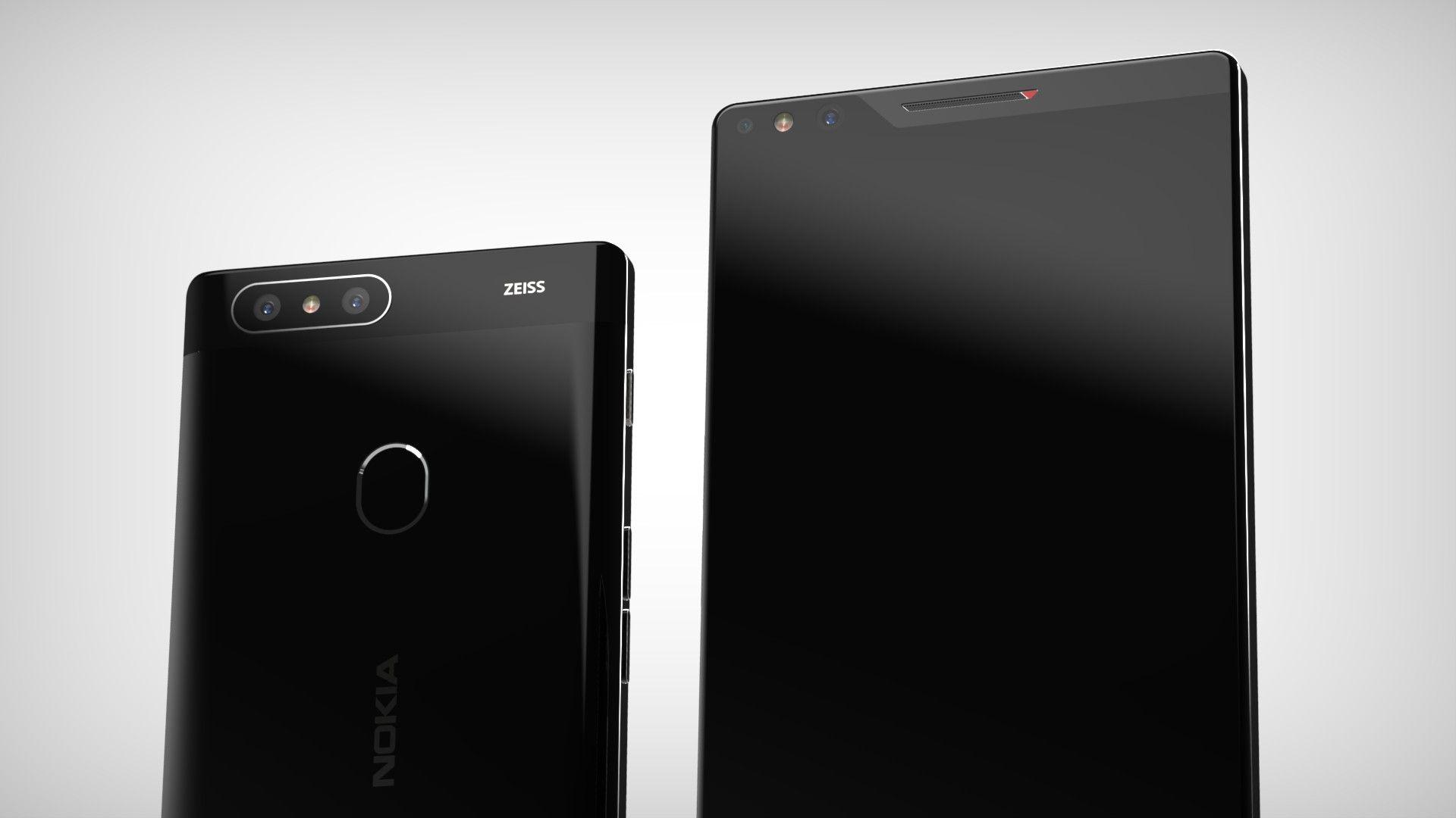 Ilustrasi Nokia X