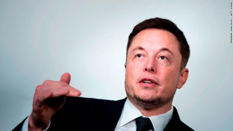 Elon Musk (CEO Tesla X)