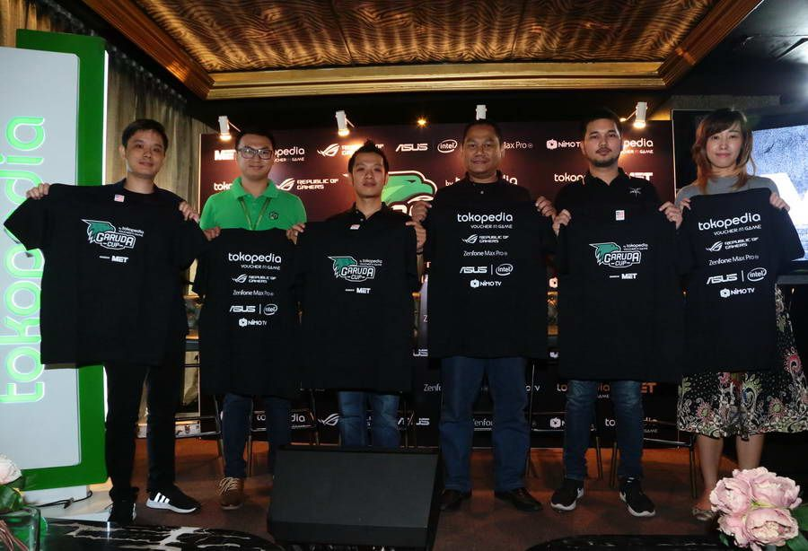 Final Garuda Cup 2008 Tawarkan Total Hadiah Senilai 200 Juta Rupiah