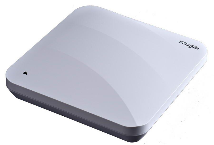 Perangkat ini menyediakan tiga radio. Satu 2,4 GHz, satu 5 GHz, dan satu radio yang bisa diubah tergantung kebutuhan.
