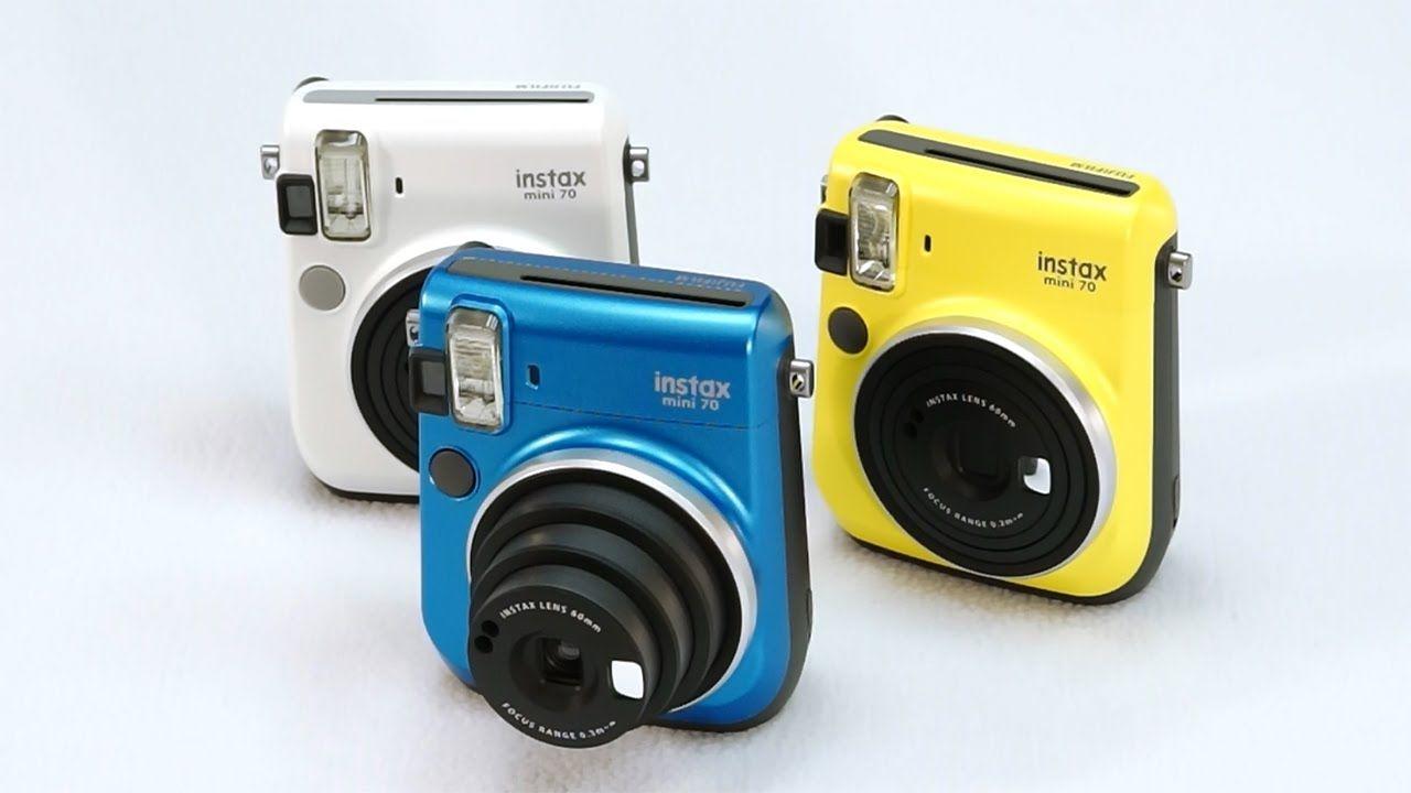 Mengenal 6 Jenis Kamera Fujifilm Instax Beserta Kertas Film Yang