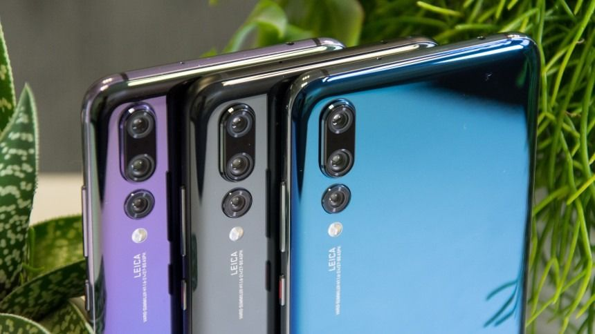 Kamera Huawei P20 Pro