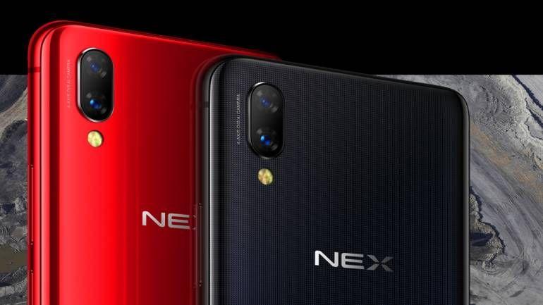 Vivo Nex hadir dalam dua varian warna