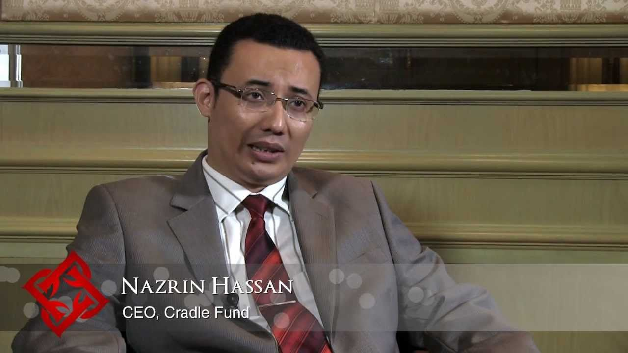 Nazrin Hassan (CEO Cradle Fund)