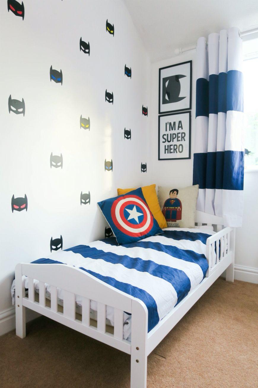 3 Ide Desain Kamar Tidur Anak Bertema Superhero Bikin Betah Semua Halaman Idea