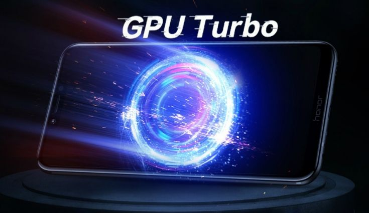 Ilustrasi GPU Turbo Huawei