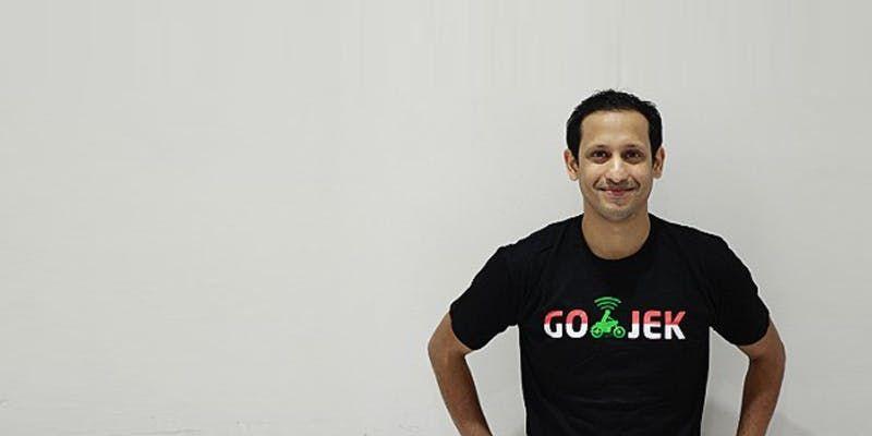 Ilustrasi Nadiem Makarim (CEO dan Pendiri Go-Jek)