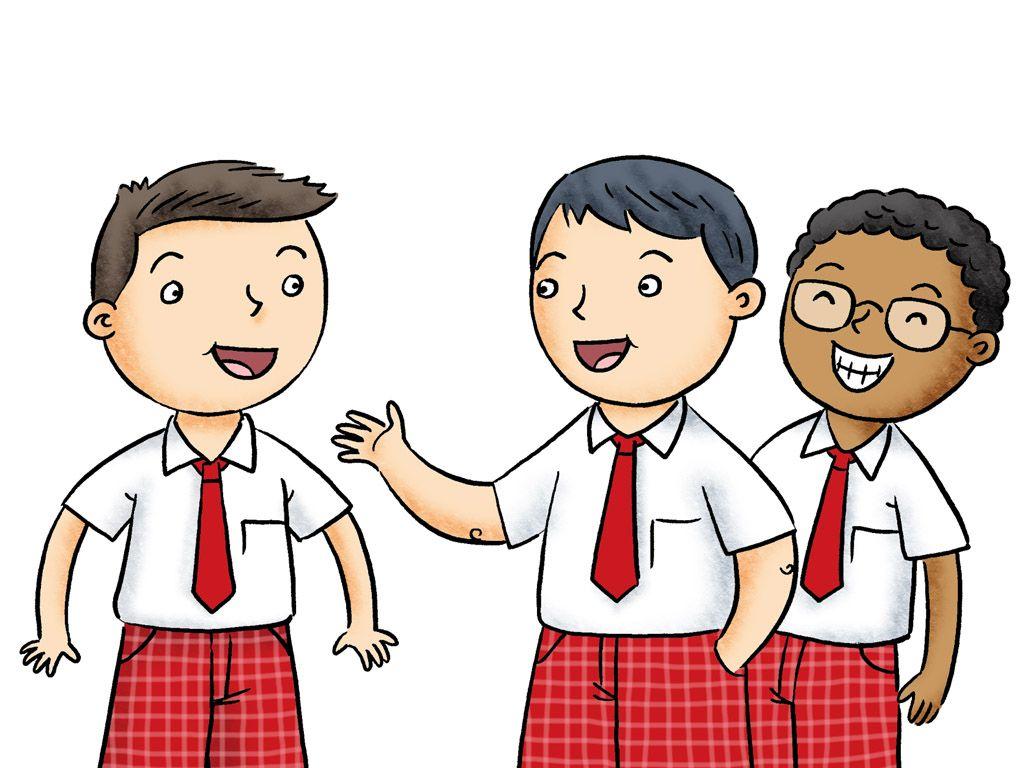 Masih Belum Punya Banyak Teman Baru di Kelas Baru? Ikuti 5 Tips Ini - Semua  Halaman - Bobo
