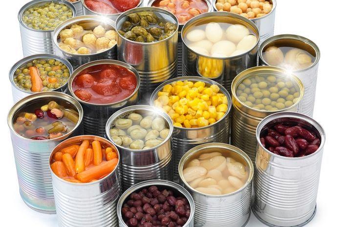 Seperti Inilah Risiko Kesehatannya Jika Nekat Mengonsumsi Makanan Kaleng  yang Kalengnya Penyok - Semua Halaman - Grid Health