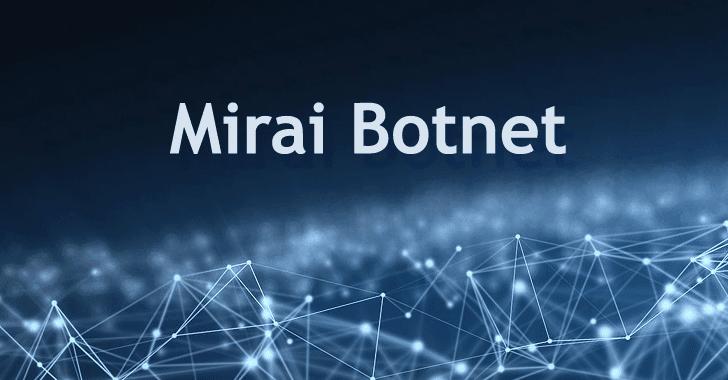 Ilustrasi Mirai IoT Bonnet