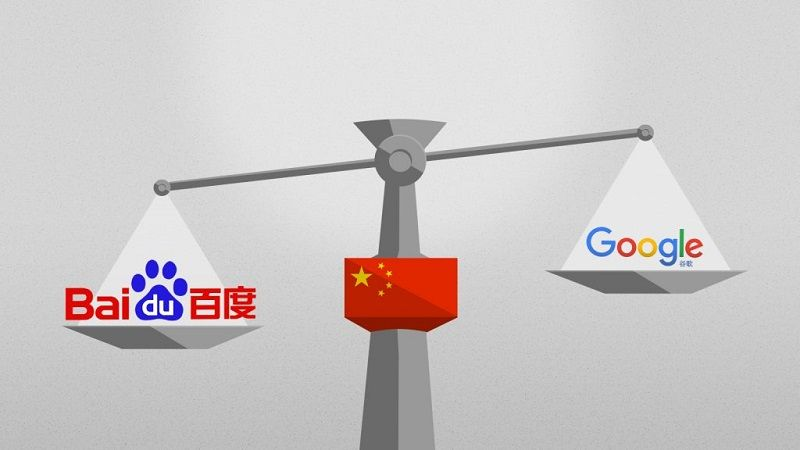 Baidu vs Google