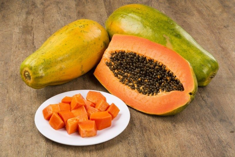 Kaya Vitamin & Serat, Ternyata Ini 5 Manfaat Buah Pepaya Bagi Kesehatan. Enggak Nyangka! - Semua Halaman - CewekBanget