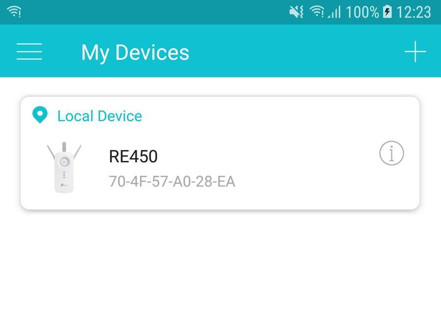 Aplikasi TP-Link Tether untuk Android dan iOS bisa digunakan untuk melakukan konfigurasi pada perangkat ini.