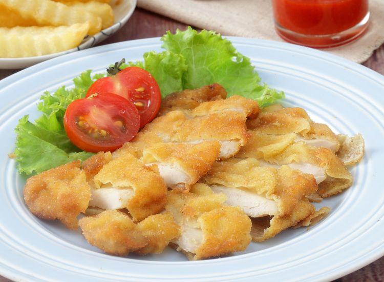 Chicken Schnitzel Pasti Bikin Santap Siang Nanti Jadi Lebih Spesial Langsung Buat Dengan Resep Berikut Semua Halaman Sajian Sedap