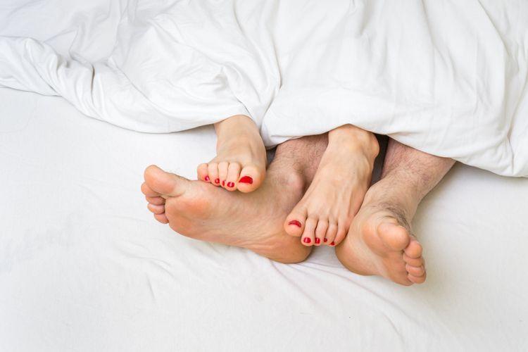 Posisi Hubungan Intim Ini Buat Pasangan Makin Panas, Tak