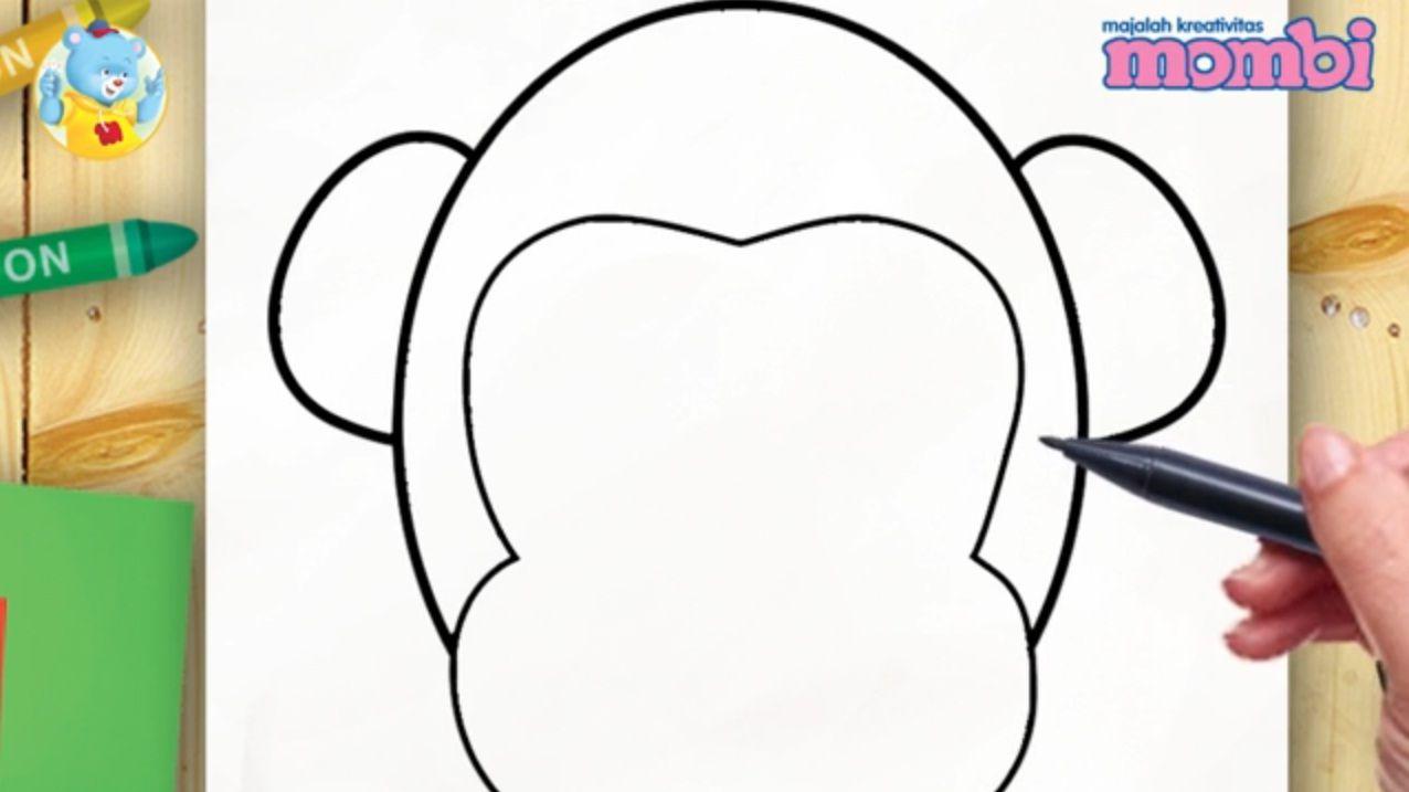 86+ Gambar Yang Gampang Untuk Anak Tk Terlihat Keren