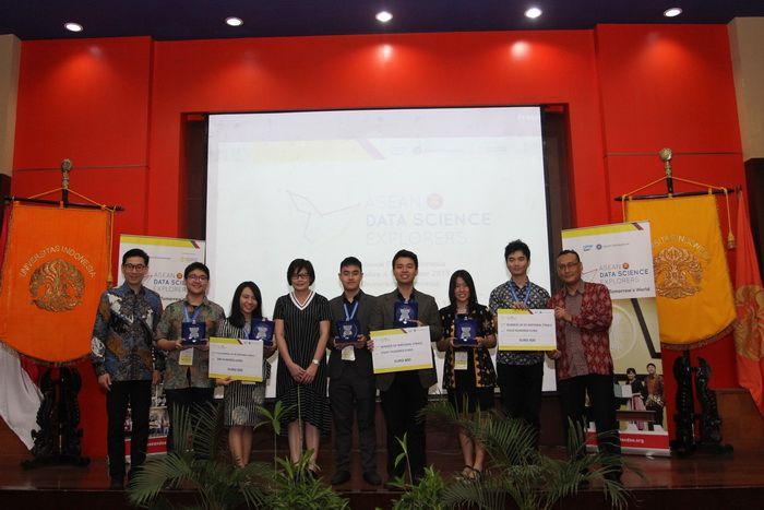 Anak muda di Asia Tenggara, termasuk para pemenang ASEAN Data Science Explorer tingkat Nasional ini, diharapkan dapat memainkan peran kunci dalam mengatasi masalah social saat ini dan mendorong terciptanya perubahan positif untuk masa depan yang lebih baik.