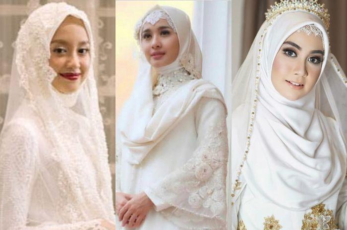 3 Nama Desainer Busana Pengantin Hijab Dengan Koleksi Gaun Simpel