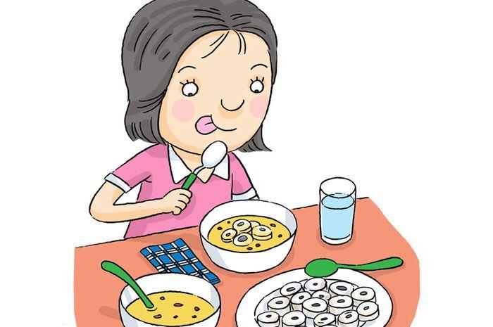 6 Cara Mudah Mengontrol Porsi Makan Agar Tidak Kekenyangan Dan