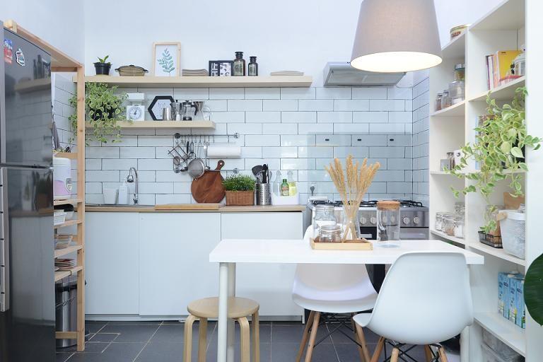 Inspirasi Desain Rumah 33 M2 Mungil Dengan Desain Ala Coffee Shop