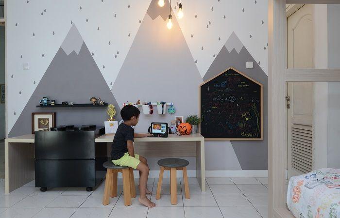 Renovasi Kamar Anak Intip Inspirasi Desain Kamar Anak Laki Laki Ini Semua Halaman Idea