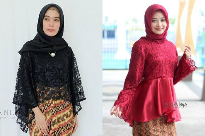 5 Online Shop Yang Menjual Kebaya Hijab Untuk Kondangan Dan Wisuda