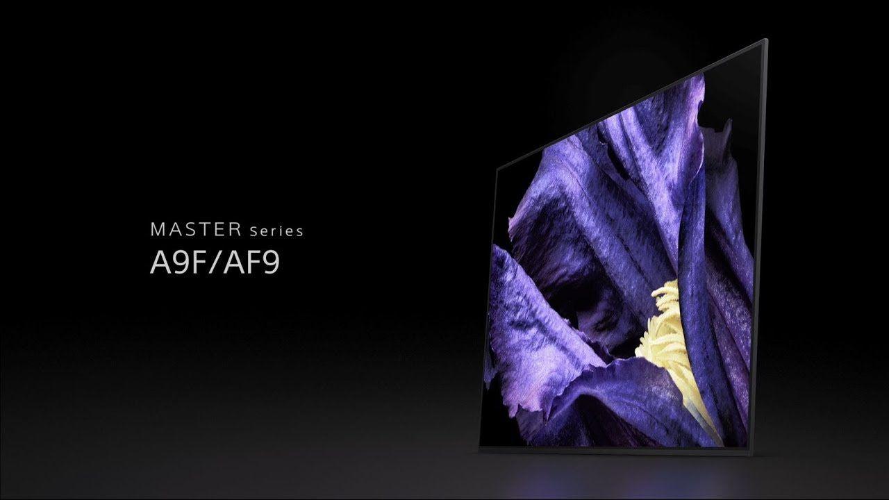 Sony Bravia A9F, TV OLED dengan Kualitas Gambar Terbaik Saat ini