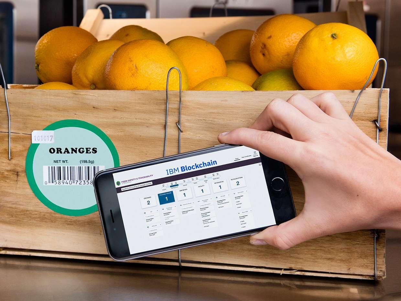 Carrefour gunakan teknologi IBM Food Trust