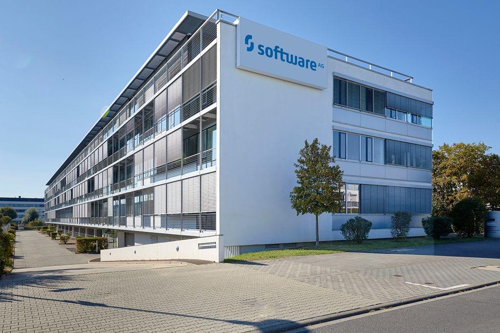 Ilustrasi kantor Software AG