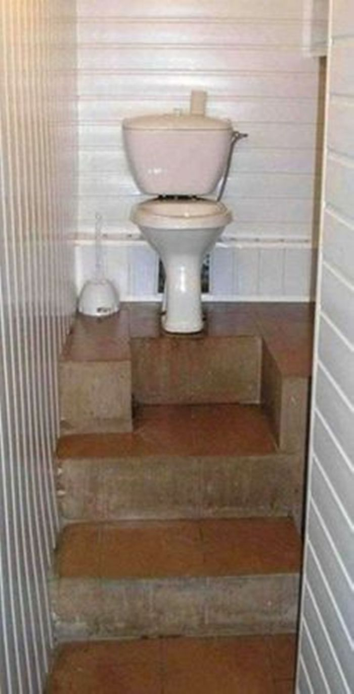 8 Desain Toilet Paling Aneh Ini Bikin Kita Tak Ingin Masuk Berani Mencobanya Semua Halaman Idea