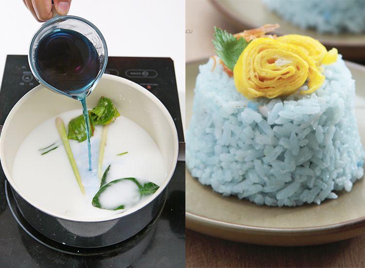 Tips Membuat Nasi Warna Warni Yuk Cari Tahu Bahan Alami Untuk