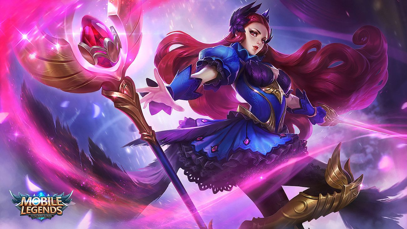 Hati Hati 5 Hero Cantik Di Mobile Legends Ini Punya Damage