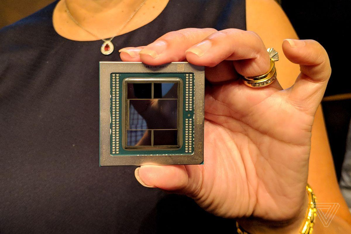 AMD Luncurkan GPU 7 nm untuk Kerjakan AI dan Cloud Computing