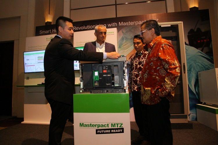 Masterpact MTZ, inovasi terbaru dari Schneider Electric untuk pengelolaan dan efisiensi energi di berbagai sektor industri