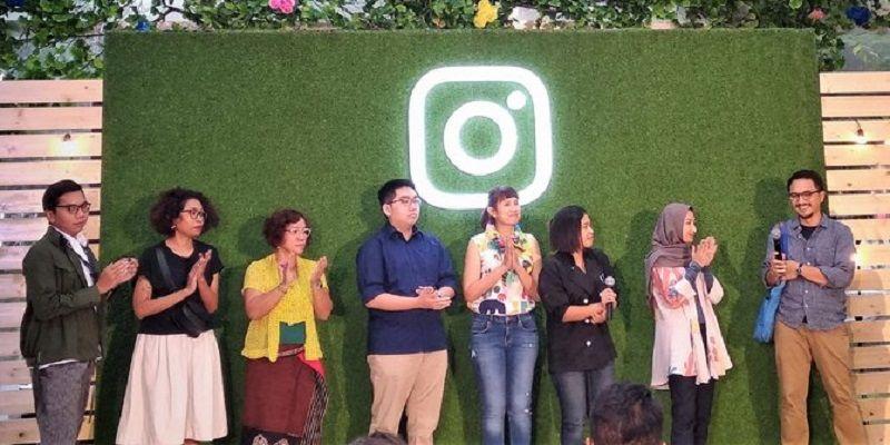 Instagram dan Go-Jek gelar InstaMarket 2018