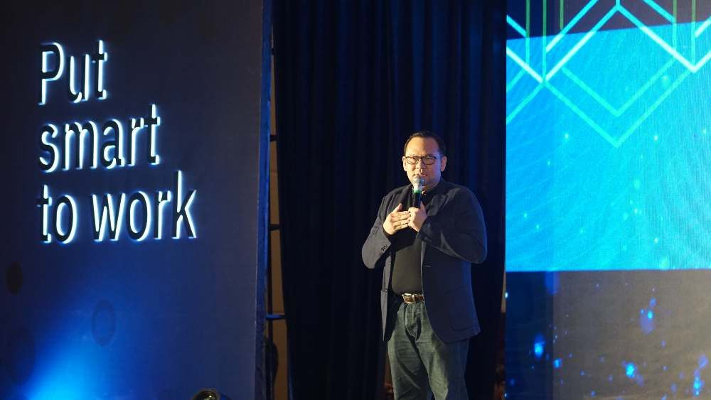 Novan Adian (Country Manager One Channel IBM Indonesia)
