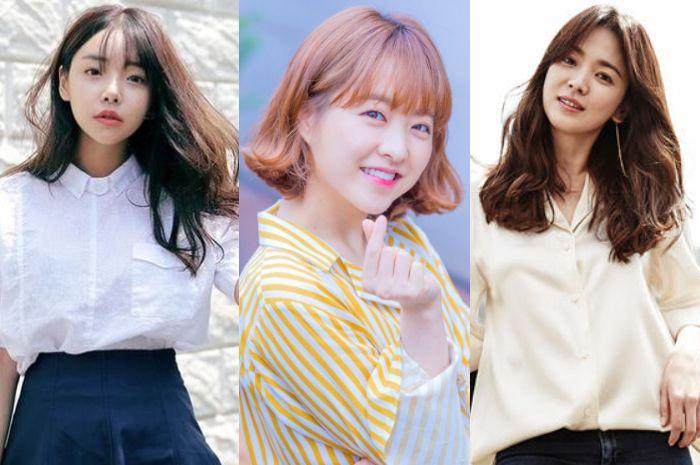 7 Gaya Rambut Ala Cewek Korea Yang Cocok Untuk Para Milenial Semua Halaman Stylo
