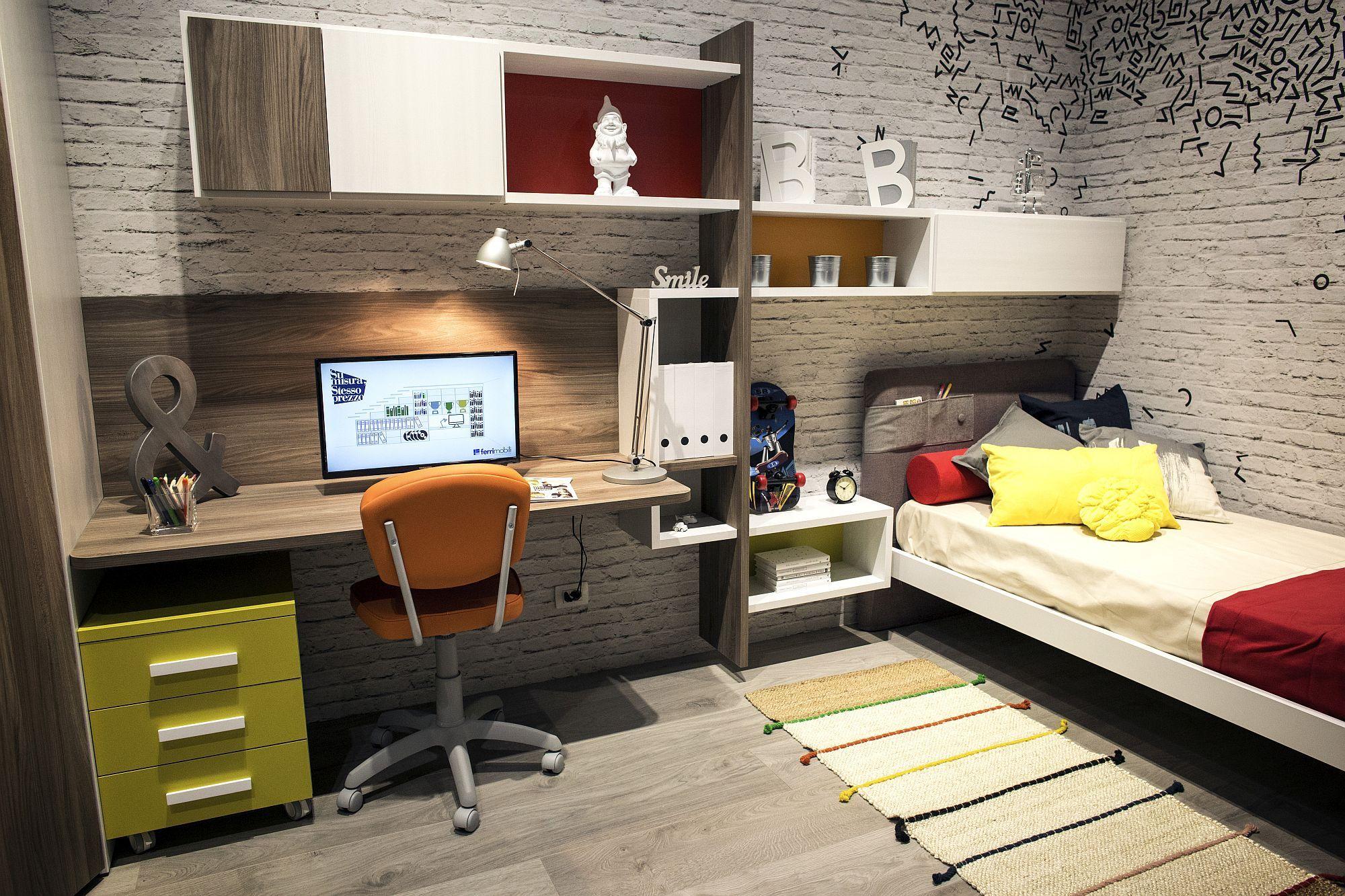 8 Inspirasi Desain Kamar Tidur Remaja Pria Nyaman Dan Lebih Produktif Dalam Belajar Semua Halaman Idea