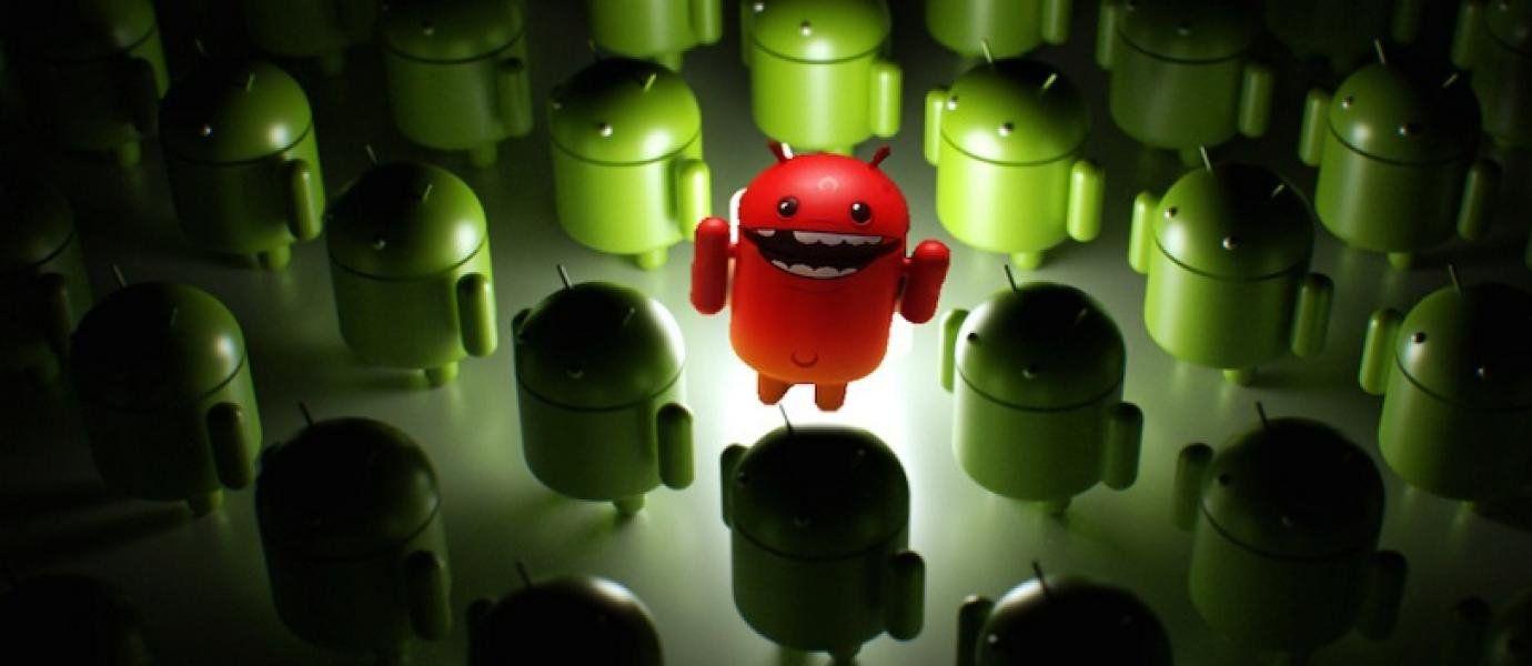 Ilustrasi Android Malware