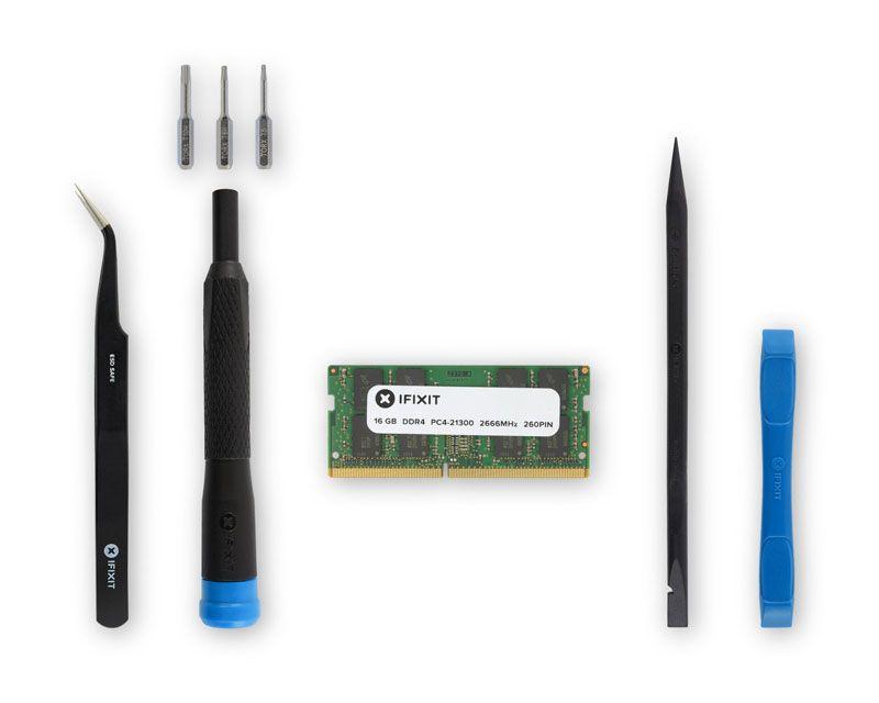 iFixit Jual Paket Upgrade RAM untuk Mac Mini 2018
