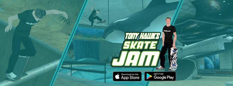 Review Tony Hawk's Skate Jam, Game Skateboard Buruk & Tidak Menyenangkan