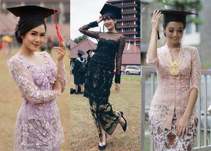 Daftar Lengkap Tren Kebaya 2019 Tren Kebaya Hijab 2019 Tren Kebaya