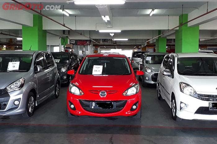 Daftar Harga Mobil Daihatsu Ayla Bekas Jatuh Banget Mulai Rp45 Juta
