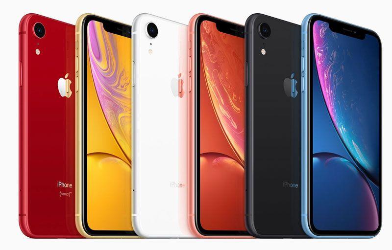 iPhone XR 6 Warna